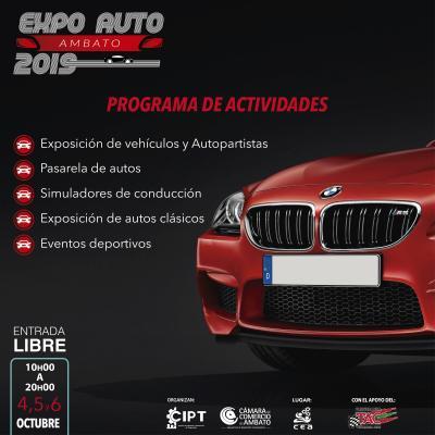 EXPO AUTO AMBATO 2019
