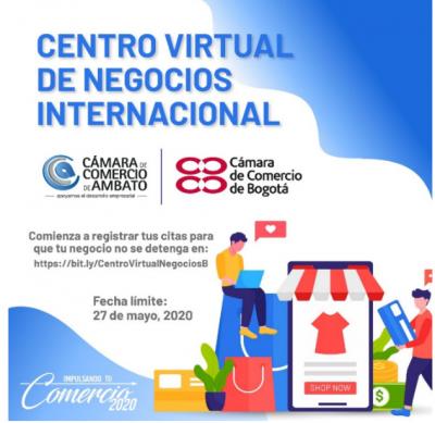 CENTRO VIRTUAL DE NEGOCIOS BOGOTÁ