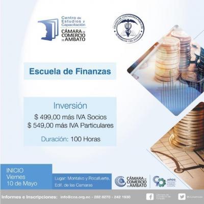 QUINTA ESCUELA DE FORMACIÓN DE  FINANZAS